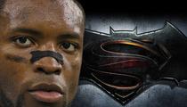 NFL's Ahman Green -- I Got Cut From 'Batman v Superman' ... For Now
