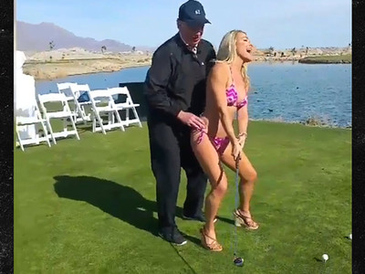 Shooter McGavin -- Hands-On Golf Pro ... Just Taaaaap It In (VIDEO)