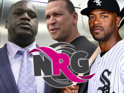 Shaquille O'Neal & A-Rod -- We're Team Owners Now ... in eSports