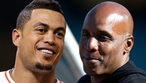 Giancarlo Stanton -- 'Barry Bonds Is a Beast ... But There Was No HR Derby'
