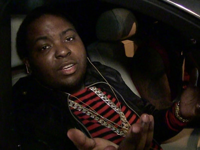 Sean Kingston -- Sued for Pulling the Ol' ... Pay Ya Tuesday for a Rolex Today!