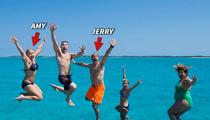Amy Schumer -- Flyin' High with Jerry Seinfeld (PHOTOS)