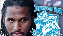 NFL's Ray McDonald -- Rape Accuser Furious ... Why Did School Invite Him to Speak?