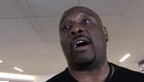 NBA Legend Mitch Richmond -- Military Will Keep U.S. Olympians Safe ... I Would Know (VIDEO)