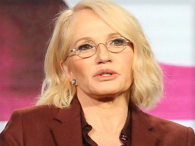 Ellen Barkin -- Chokes on Lunch ... Rushed to Hospital