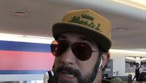 A.J. McLean -- Ryan Gosling Had Better Chops Than Justin Timberlake! (VIDEO)