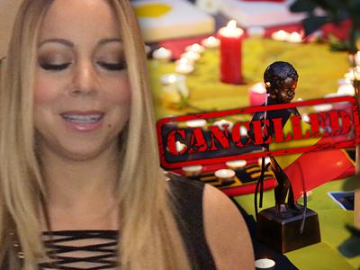 Mariah Carey Cancels Concert -- Belgium's Too Dangerous Now