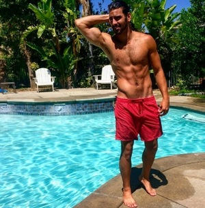 Nyle DiMarco Doing His Thing