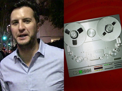 Luke Bryan -- Storms Off After Prank Goes Wrong
