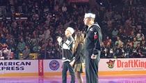 Dr. Drew Sings National Anthem for Kings ... Kills It! (VIDEO)