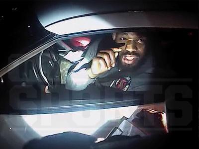 Jon Jones -- Calls Cop 'F**king Liar, Pig' ... Apologizes (VIDEO)