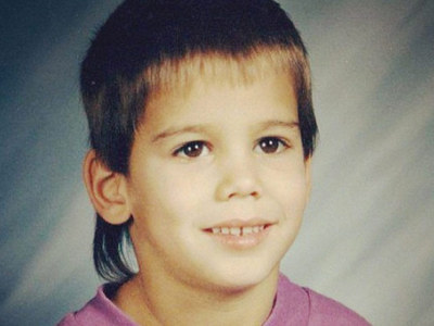 Guess Who This Lil Mullet Man Turned Into!