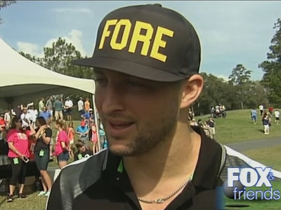 Tim Tebow -- MULLING POLITICS ... 'That Would Be Intriguing'