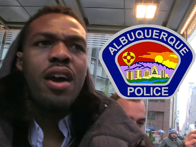 Jon Jones Drag Racing Stop -- Cop Not In Trouble ... Over Heated Exchange