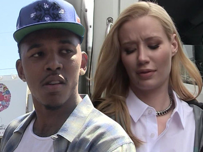 Nick Young & Iggy -- Relationship On the Rocks ... Nick Trying to Save It