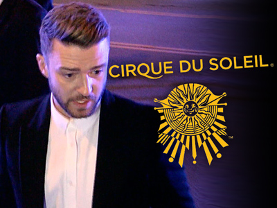 Justin Timberlake Jacked Our Dreamy Music ... Cirque du Soleil Sues