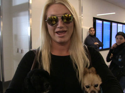 Brooke Hogan -- Here's How My Dad Should Spend His $140 Million ... (VIDEO)