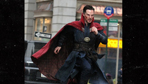 Benedict Cumberbatch -- Say Hello To Doctor Strange (PHOTOS)