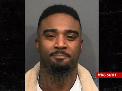 Heisman Winner Troy Smith -- Busted for Drunk Driving & Weed (MUG SHOT)