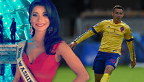 MLS Player Stabbing -- Beauty Queen Off the Hook ... No Criminal Charges