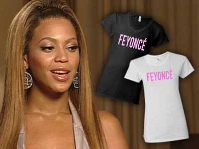 Beyonce Sues -- Don't F with My Name