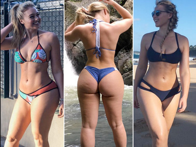 Curvy British Model Shuts Down Haters With Sexy Photos