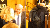Ed Asner and Sally Struthers -- Hot Couple Alert ... Groping and Spanking (VIDEO)