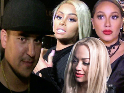Rob Kardashian -- Family Doesn't Take Proposal Seriously