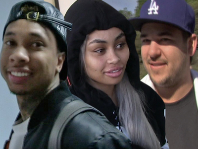 Tyga -- I'm Happy for Blac Chyna & Rob ... And Not Afraid to Say It