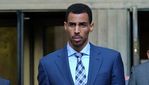 Thabo Sefolosha -- Sues 5 NYPD Officers ... Over Violent 2015 Arrest