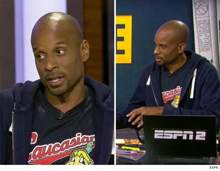 189bc77985b ESPN to Bomani Jones -- Please Cover Up  Caucasian  Shirt (UPDATE ...