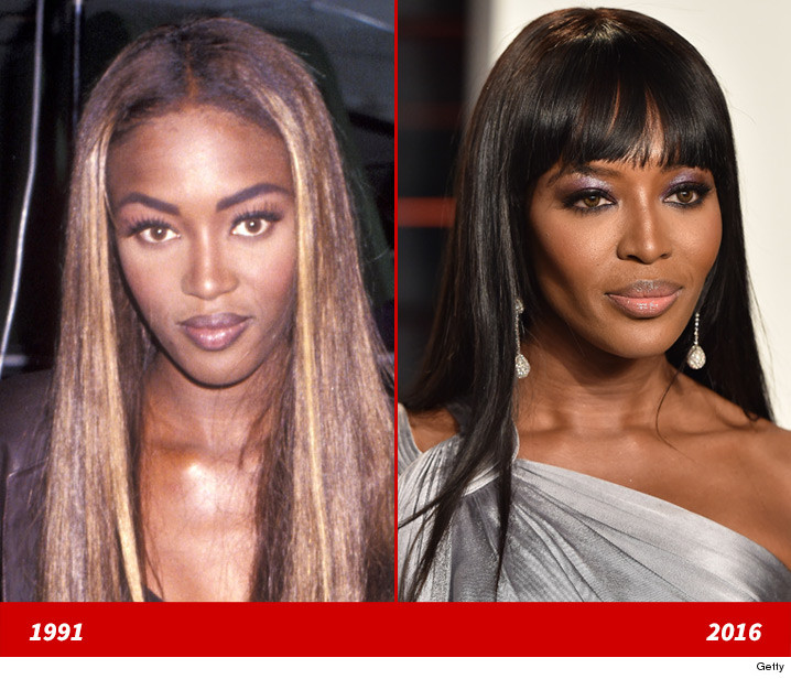 aa08e896cec Naomi Campbell s good looks have always been on top.