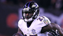 Baltimore Ravens RB -- I Was Robbed at Gunpoint ... In Miami Beach Hotel