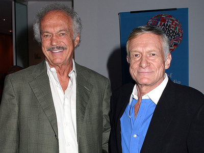 Hugh Hefner's Brother Keith Hefner Dead