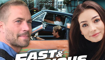 Paul Walker's Daughter -- Dad Would've Made $80 Million
