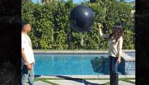 NFL's Joe Haden -- My Wife's Preggo ... And We're Having A ... (VIDEO)