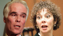 People vs. OJ Simpson -- Real D.A. Did Not Want Clark ... She Just Didn't Listen
