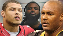 Tyrann Mathieu -- I Know Will Smith Murder Suspect ... 'Hating Ass Coward'