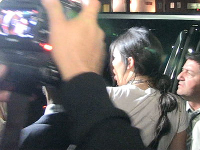 Kendall Jenner ... Here's the Drill ... Don't Touch Me!!! (VIDEO)