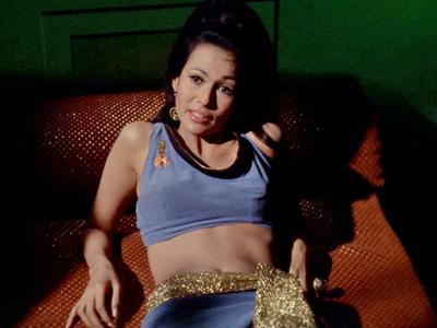 Lieutenant Marlena on 'Star Trek': 'Memba Her?!