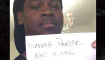 Smush Parker -- I Didn't Diss Kobe On Twitter ... THAT ACCOUNT IS FAKE!!!