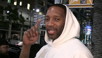 Tracy McGrady -- Fires Back at Robert Horry ... At Least I'll Be In the Hall of Fame! (VIDEO)