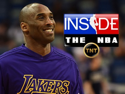 Kobe Bryant -- Courted By 'Inside the NBA'