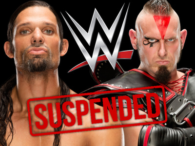 WWE -- Adam Rose, Konnor Suspended For Drugs ... Again