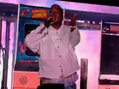Kanye West -- Silenced at Coachella