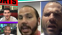 Wrestling Legend Jeff Hardy -- Rips Brother's Wife ... 'She's a Witch B*tch'