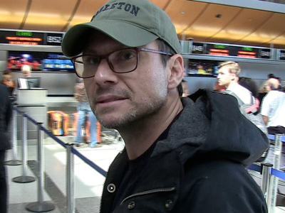 Christian Slater -- I Know My Dad's Mentally Ill ... He Almost Killed Me Before I Was Born
