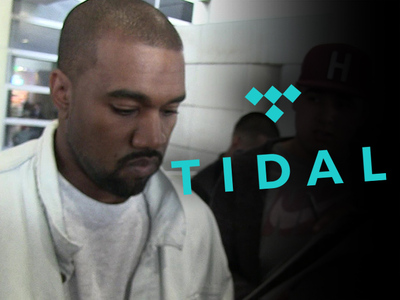 Kanye West -- The LIES of Pablo ... Sued Over Tidal Promise