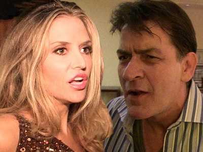 Charlie Sheen's Ex Brooke Mueller -- He's Cutting Off His Rich Nose to Spite His Kids' Faces