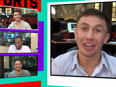 Gennady Golovkin -- Please Floyd, No Pacquiao Rematch ... Fight Me Instead! (VIDEO)